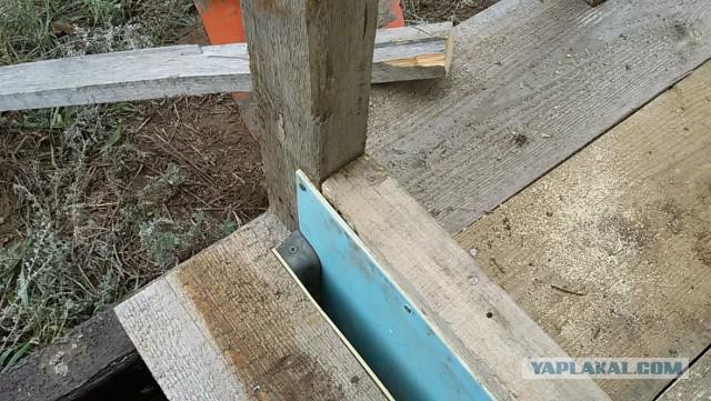 Как я дачу ломал, а потом обратно строил. Часть вторая.