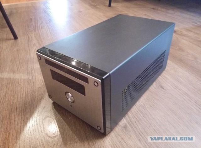 Компактный системный блок MINI-ITX МСК