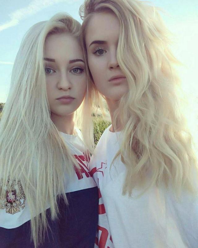 Девочки разные. Без фотошопа, без силикона, без ню.