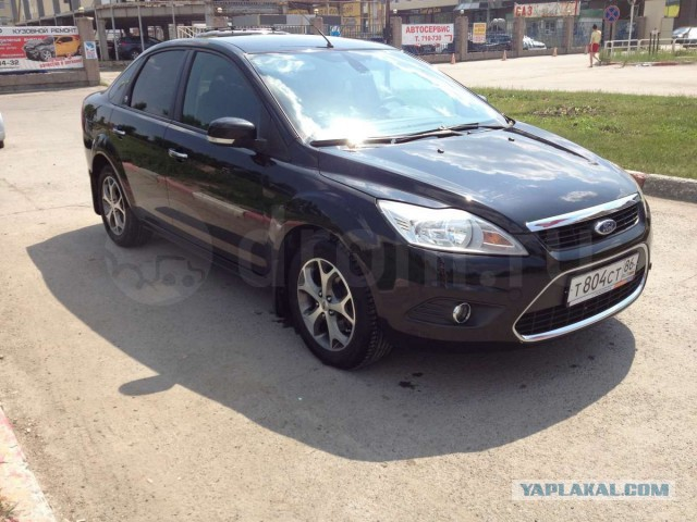 Ford Focus 2008 2.0 AT 75 тыс.км