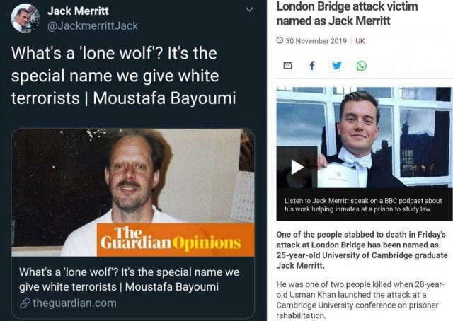 Антирасиста, защитника прав мигрантов, зарезал ближневосточный исламист