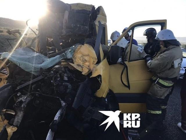ДТП в Крыму. Погибли 8 человек