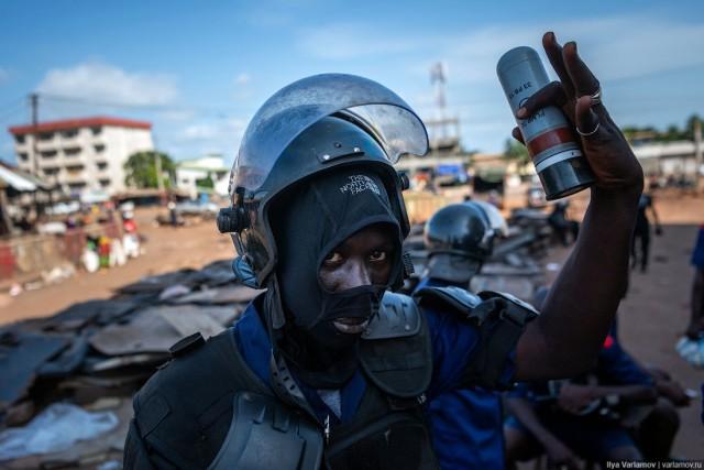 Гвинея: путевые заметки