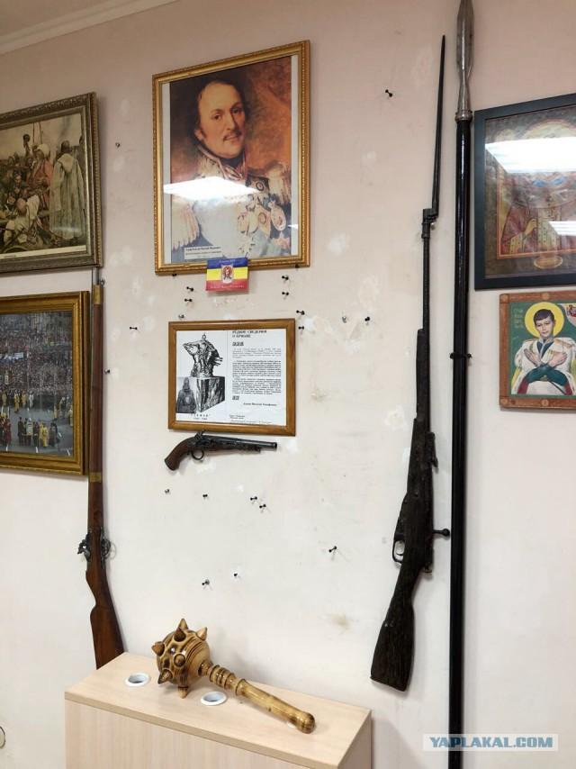 Петербургские казаки объявили о нападении на свой штаб