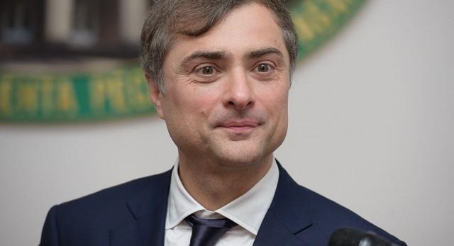 Сурков ушел в отставку