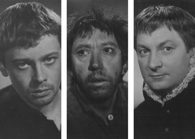 Несыгранные роли известных актёров. Фотопробы - 2