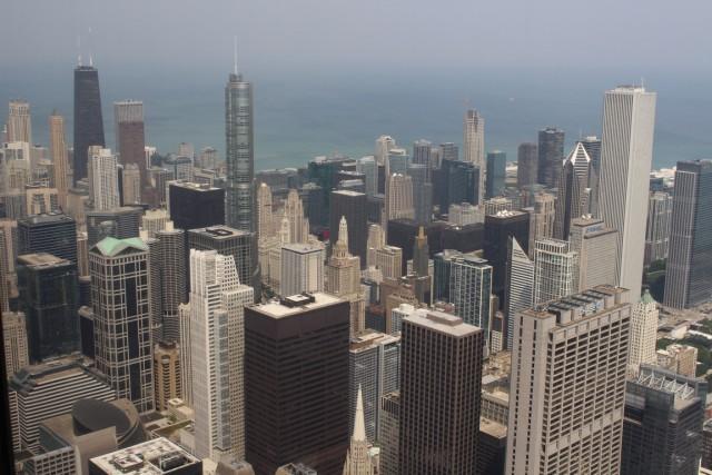 """Моя поездка в Чикаго и на выставку """"Фарм Прогресс"""""""