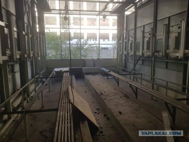 Как уничтожают завод ТагАЗ