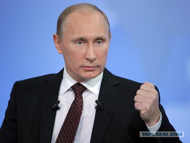 Путин поручил Медведеву снизить смертность