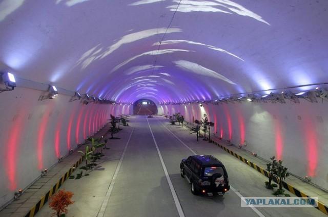 В Крыму объявили о строительстве тоннеля