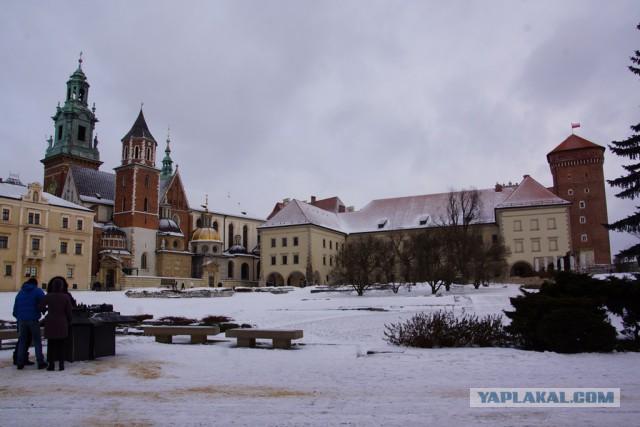 Как я съездил на Западную Украину и в Польшу-strong
