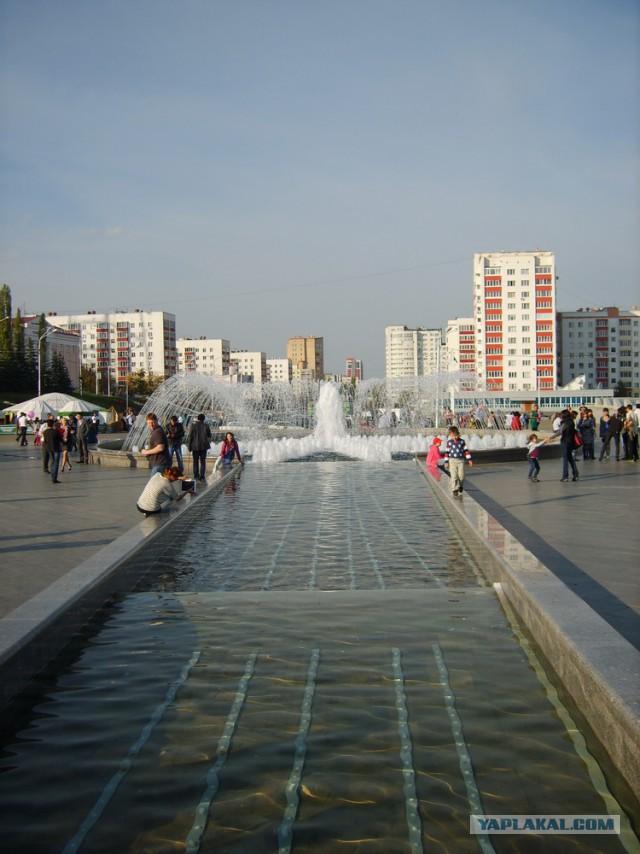Москва-Уфа-Москва