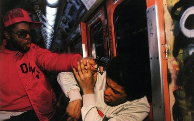 Нью-йоркское метро 80-х для местных жителей было адом на Земле