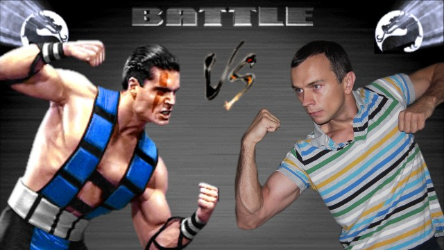 Sub-Zero vs SuperOleg