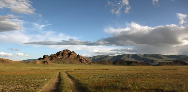 Монгольский Алтай, зарисовки путешественника