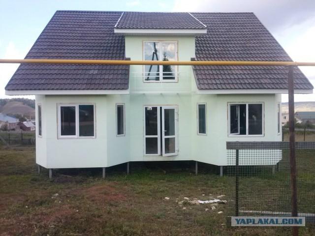 Как я строю дом на материнский капитал 2 (продолжение)