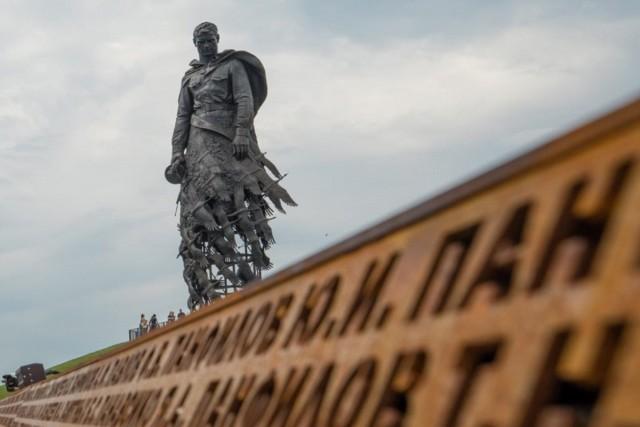 За пять дней Ржевский мемориал Советскому солдату посетили больше 30 тысяч человек