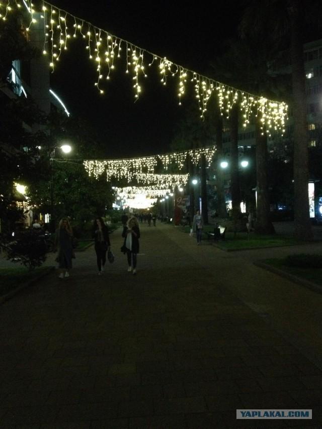 Сочи – город, в который хочется вернуться!