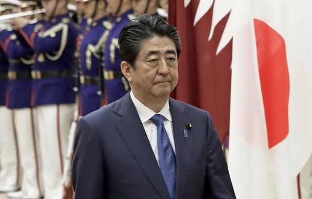 Абэ назвал условие для создания военных баз США на Курилах