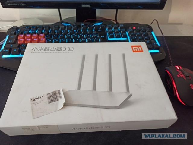 Продам Wi-Fi роутер Xiaomi Mi Wi-Fi Router 3C