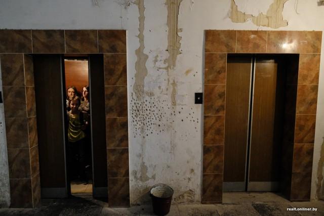 Реалии жизни в тбилисском спальном районе