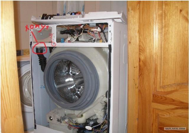 Ремонт стиральных машин своими руками видео самсунг r854 - ЛЕГИОН