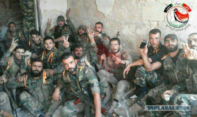 """Госдеп объявил, что сирийская армия пытается силой """"захватить"""" Алеппо"""