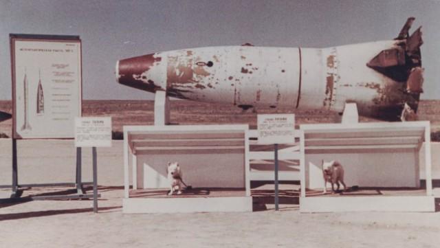 Рассекреченные снимки зарождения советской космический программы