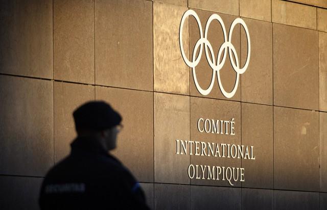 МОК опубликовал правила поведения членов российской делегации на ОИ-2018
