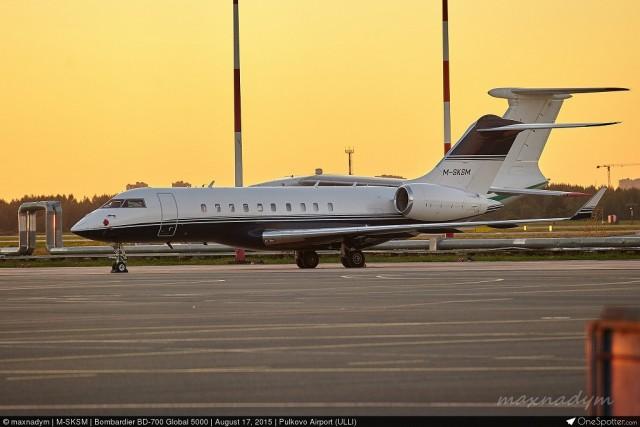 Ну если очень надо, то надо. Самолет, на котором передвигается Светлана Медведева, вылетел из Москвы в Ларнаку