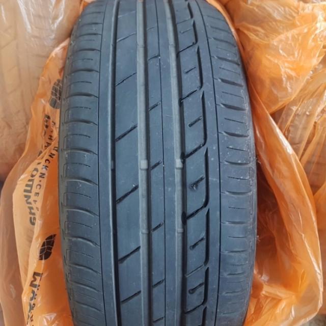 [МСК] Продам комплект летних шин Bridgestone Turanza T001 225/45 R17 91W