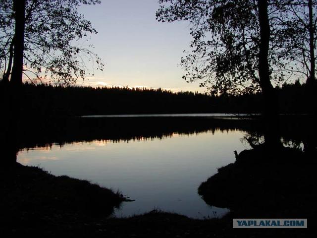 Самые страшные озера России