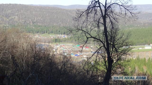 Как все начиналось или первое путешествие на Южный Урал