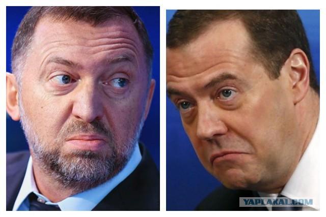 Астраханец раскрыл преступный сговор Медведева и Дерипаски