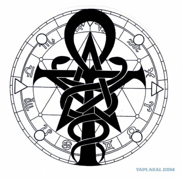 Магические знаки и символы своими руками