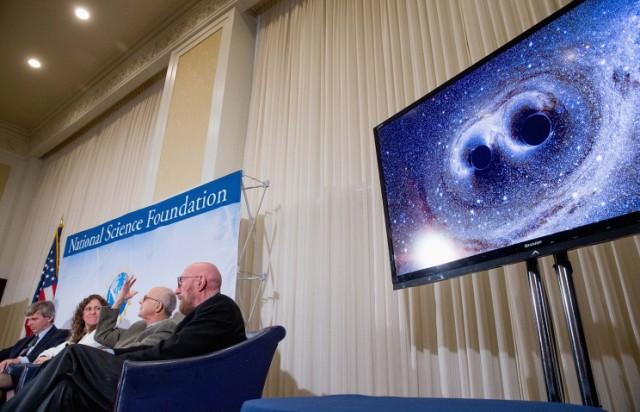 Гравитационные волны - астрофизики объявили о крупнейшем научном открытии XXI века