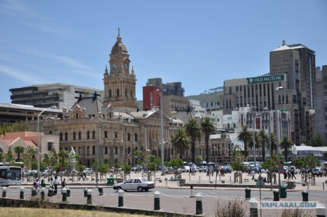 Как я встретил новый 2011 год в ЮАР