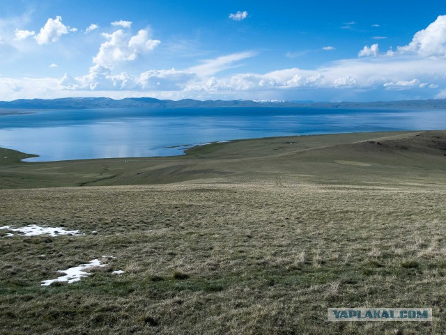 Маленькое вело путешествие по Киргизии или тяжкий путь познания. Часть 1