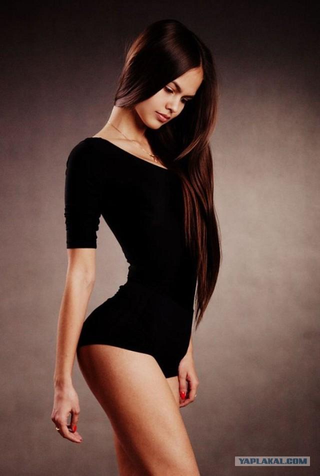 19-летняя сибирячка поедет на «Мисс Мира»