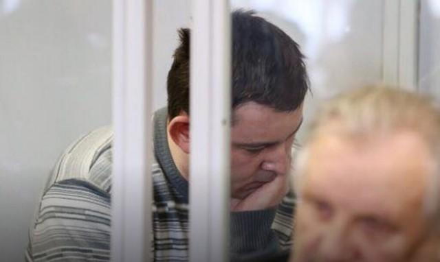 Российский офицер осужден в Киеве на 8 лет