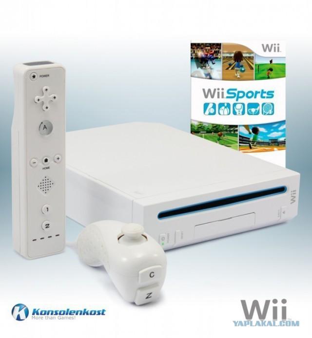 Куплю игры для Nintendo Wii Москва