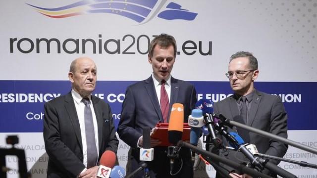 США пригрозили европейским странам санкциями в случае использования INSTEX