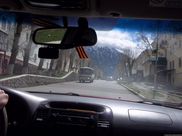 Из Питера на Эльбрус на машине