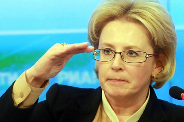 Скворцова заявила о необходимости повысить цены на сладкое и соленое ради здоровья россиян