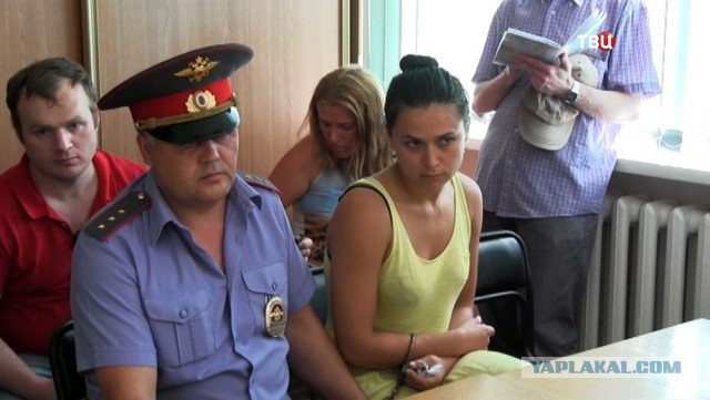 """""""Дикую Автобабу"""" из Перми арестовали."""