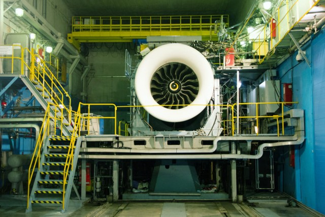 Композитная лопатка авиадвигателя сверхбольшой тяги ПД-35