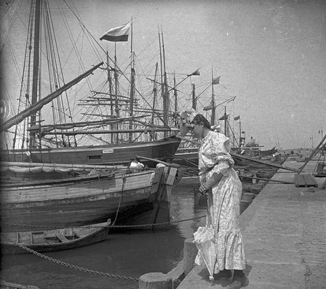 Крым на фотографиях разных лет. Очень разных