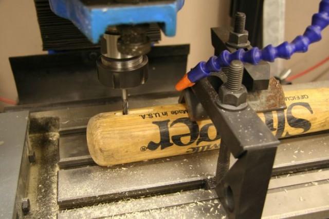 Небольшая модификация бейсбольной биты - ЯПлакалъ