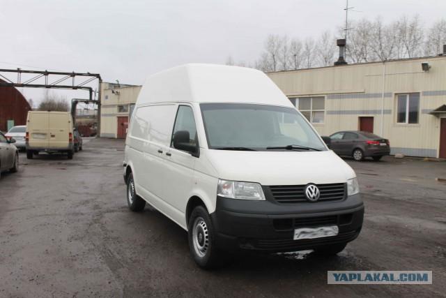 Продажа Volkswagen Transporter T5  Санкт-Петербург