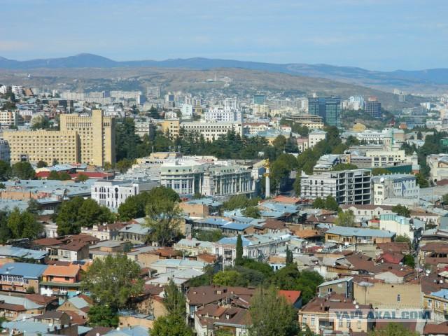3 дня в Грузии